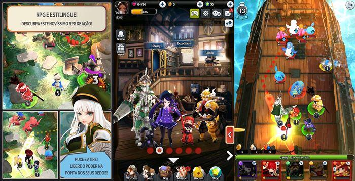 knight-slinger-android-game-apk-baixar Melhores Jogos para Android da Semana #48 de 2016