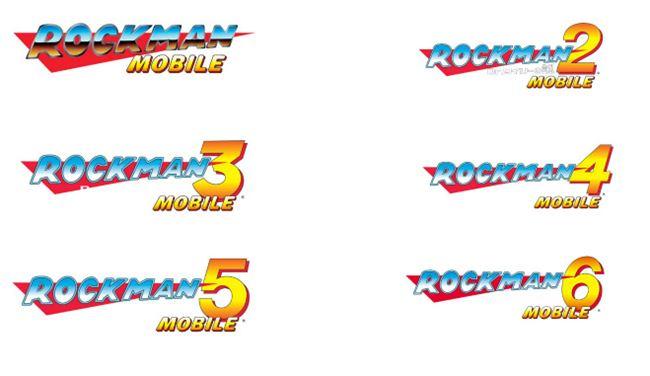 logo-megaman-1-6-android-ios CAPCOM vai trazer Mega Man do 1 ao 6 para Android e iOS