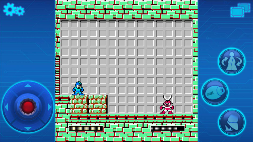 megaman-1-6-android-ios CAPCOM vai trazer Mega Man do 1 ao 6 para Android e iOS
