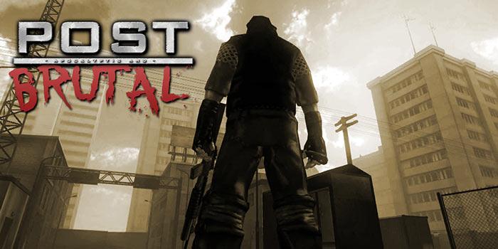 post-brutal Post Brutal: sobreviva ao fim da humanidade neste game de ação (Android e iOS)
