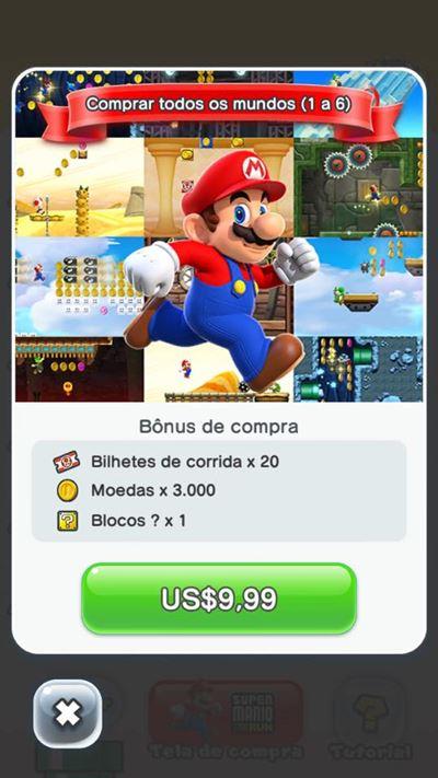 super-mario-run-screenshot-1 Super Mario Run: primeiras impressões do jogo para Android e iOS
