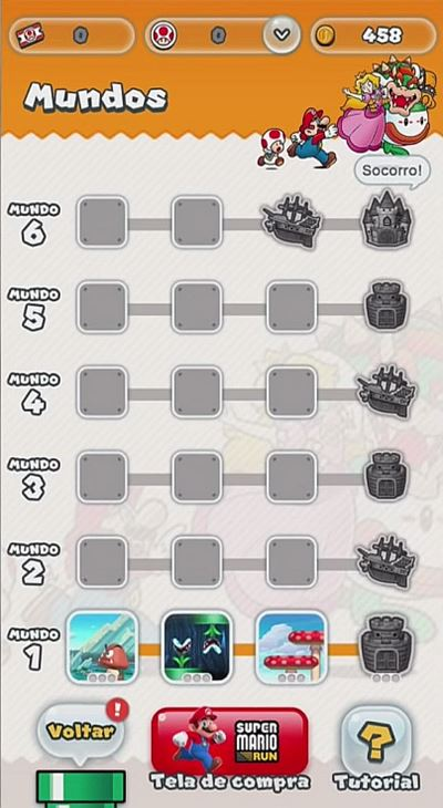 super-mario-run-screenshot-2 Super Mario Run: primeiras impressões do jogo para Android e iOS