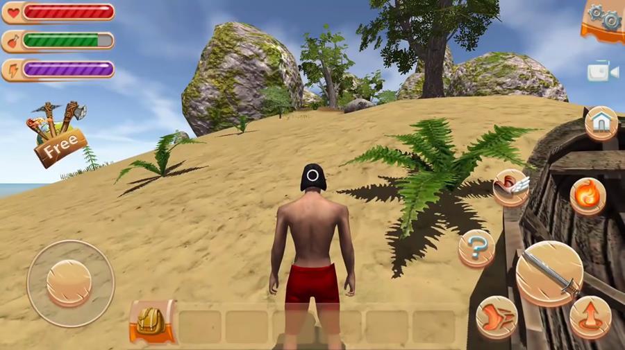 survival-island-2017-savage-2 Jogo de Sobrevivência Gratuito e OFFLINE para Android