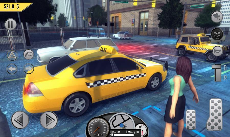 taxi-driver-2017-android-apk-baixar Taxi Driver 2017: Simulador de táxi com mundo aberto, gratuito e OFFLINE