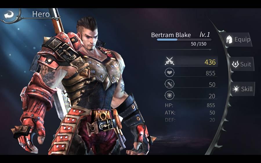 the-world-3-rise-of-demon-1 Top 10 Melhores Jogos de RPG OFFLINE (Android e iOS)