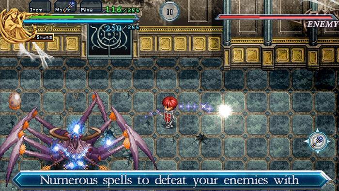 ys-2-chronicles-android Top 10 Melhores Jogos de RPG OFFLINE (Android e iOS)