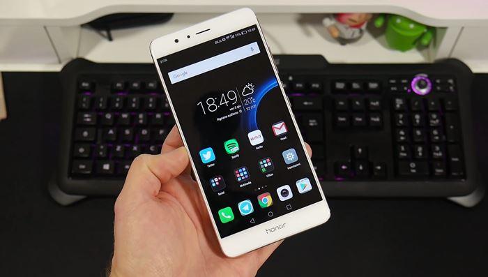 Huawei-honor-v8 Melhores Smartphones Chineses para Comprar em 2017