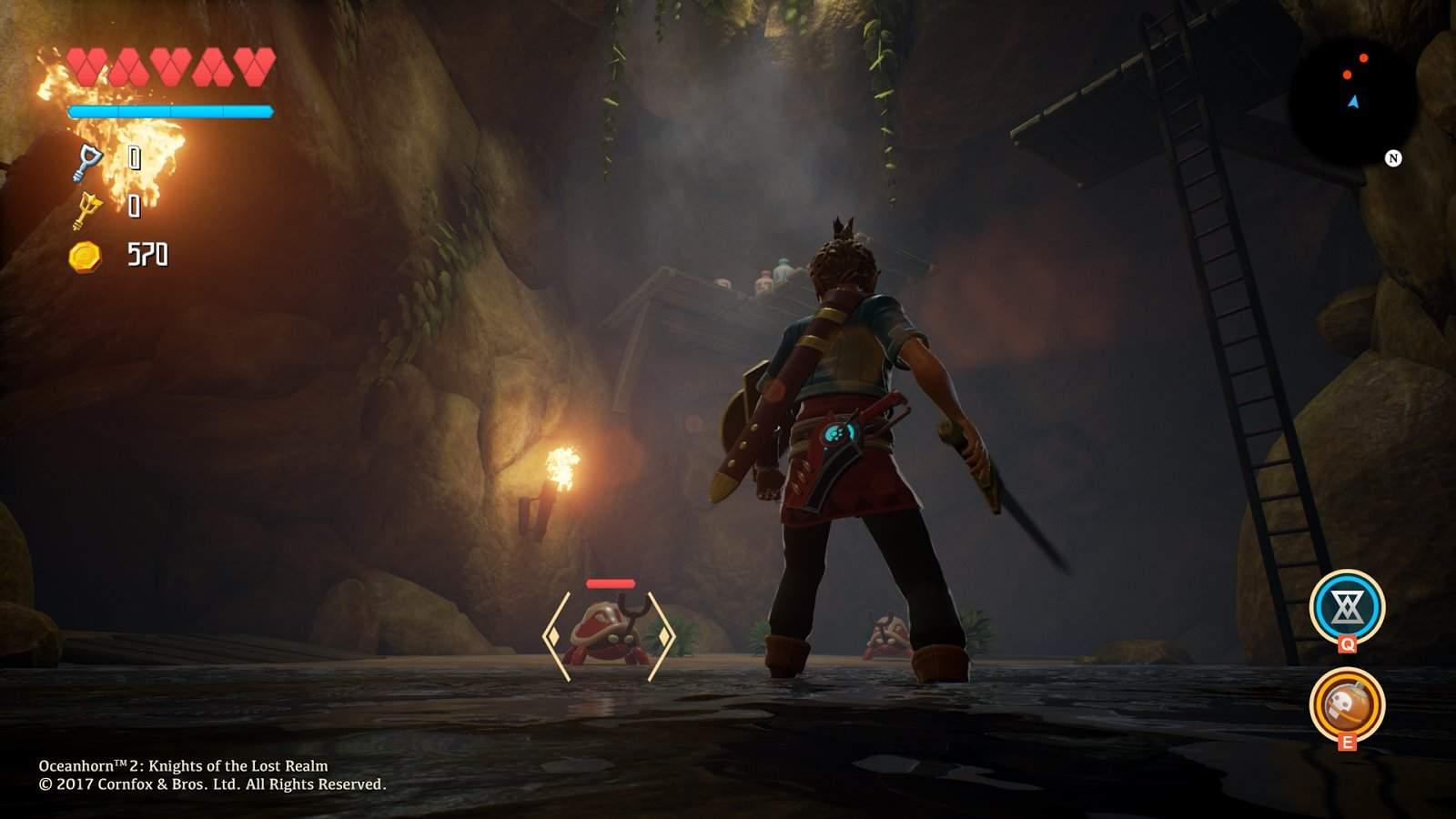 Oceanhorn-2-PC-screenshot-Pirates-Hideout Oceanhorn 2: novas imagens mostram jogo com Unreal Engine 4