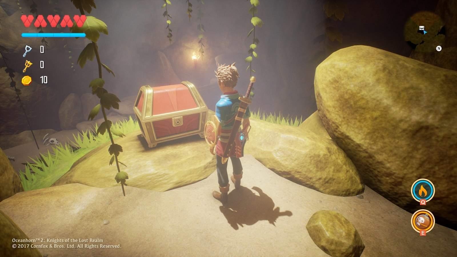 Oceanhorn-2-PC-screenshot-Wayward-Caves Oceanhorn 2: novas imagens mostram jogo com Unreal Engine 4