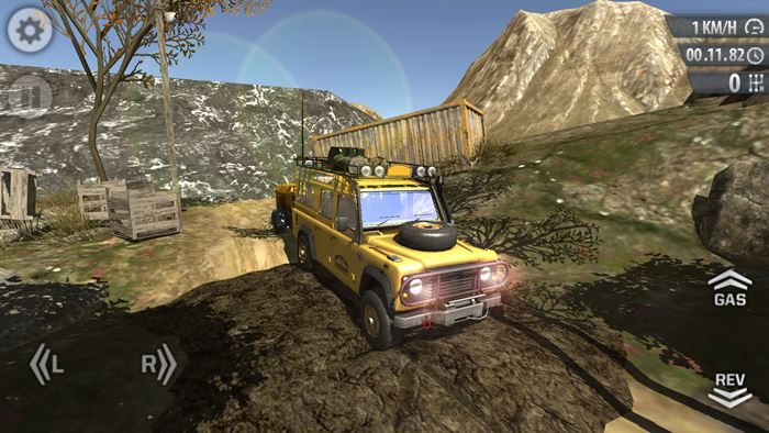 Truck-Evolution-WildWheels-jogo-offline-android-2 Truck Evolution : WildWheels - Jogo Offline para Android