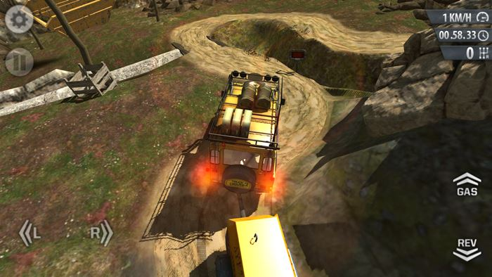 Truck-Evolution-WildWheels-jogo-offline-android-3 Truck Evolution : WildWheels - Jogo Offline para Android