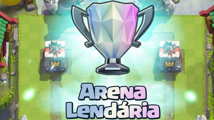 arena-lendaria-clash-royale 5 coisas que ninguém te contou sobre Clash Royale