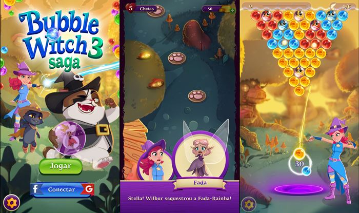 bubble-witch-saga-3-android-ios Bubble Witch 3 Saga - Jogo Offline para Android e iOS