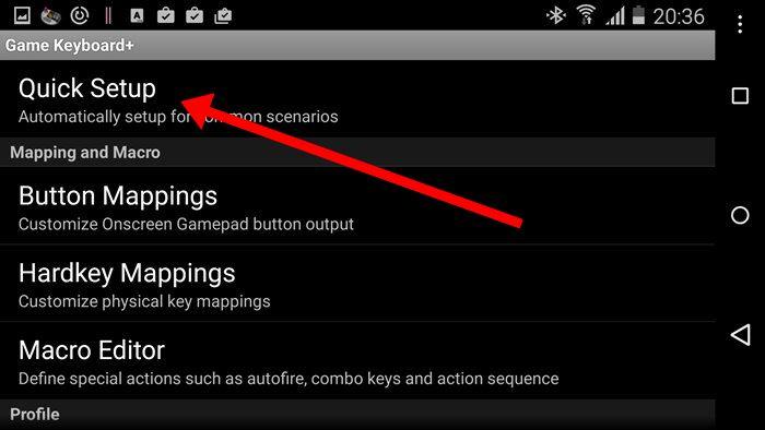 controle-bluetooth-mapear-botoes-android-3 Controle no Android: como configurar e mapear botões na tela