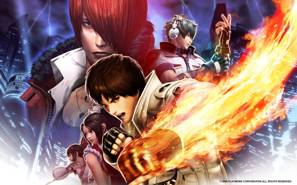 king-of-fighters-android-ios SNK anuncia The King of Fighters: World para Android e iOS