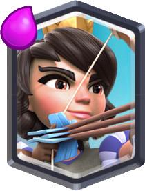 melhores-cartas-lendarias-clash-royale-princesa Clash Royale: Top define qual a melhor carta lendária