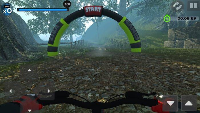 mtb-downhill-jogo-bike-bicicleta-android-1 Melhores Jogos para Android Grátis de 2017 - Janeiro