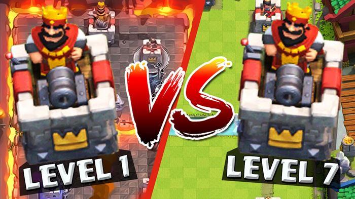 nivel-clash-royale 5 coisas que ninguém te contou sobre Clash Royale