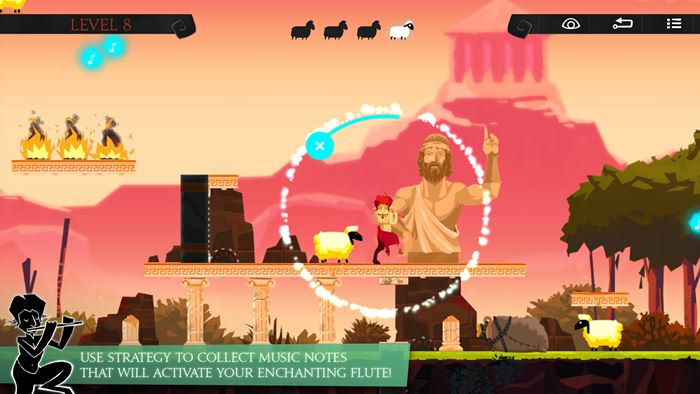 song-of-pan-android-3 Song of Pan – Jogo Grátis Offline para Android