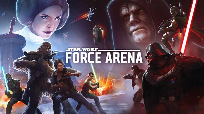 "star-wars-force-arena-android-ios-1 Star Wars Force Arena mistura ""Clash Royale com MOBA""(Android e iOS)"