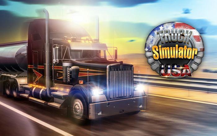 """Incompatível"""" Baixe o APK de Truck Simulator USA"""