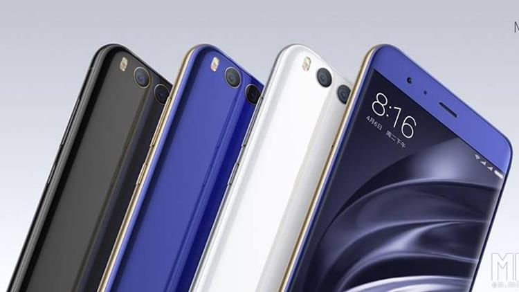 Xiaomi Mi6, Nubia M2: see mobile phones on promotion at Banggood