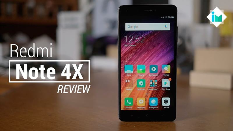 xiaomi-redmi-note-4x Os 7 Melhores Smartphones Chineses para Comprar em 2017