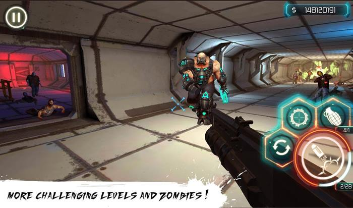 zombie-reaper-3-apk-android Melhores Jogos para Android Grátis de 2017 - Janeiro