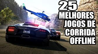 melhores jogos de corrida offline android