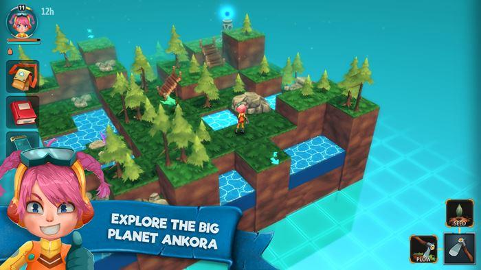 ankora-android-ios 25 Melhores Jogos de Sobrevivência OFFLINE para Android e iOS