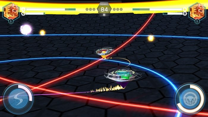beyblade-burst-1 Beyblade Burst: mais um game do anime para Android e iOS