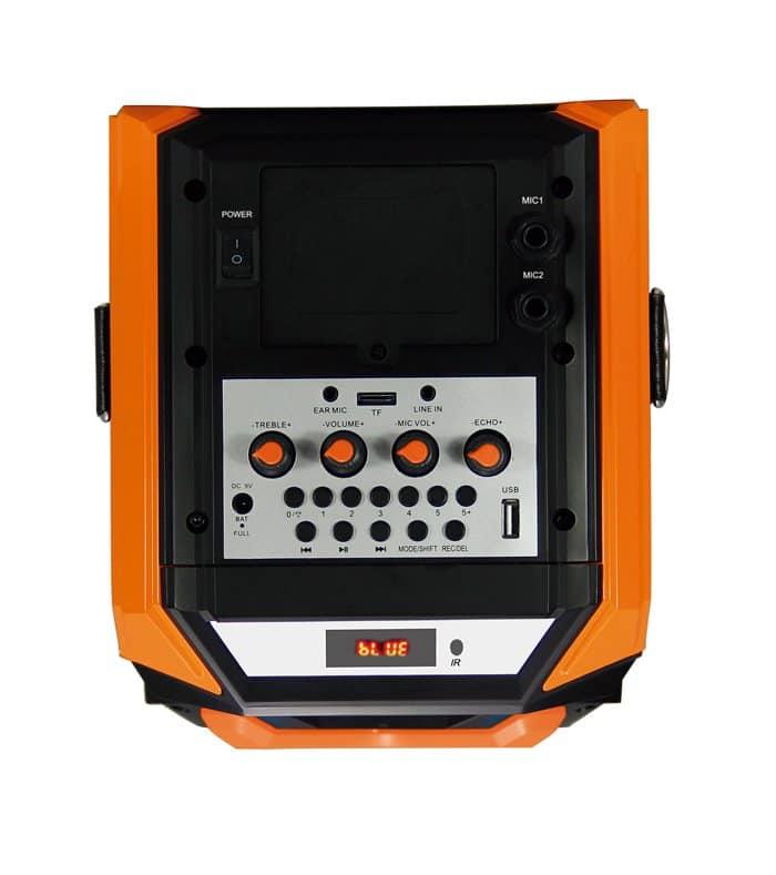 caixa-de-som-smartphone-speaker-shock-oex-2 OEX lança caixa de som Speaker Shock com Bluetooth e 120W RMS