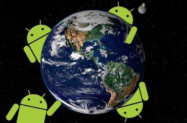 google-android-world-domination-sales O sumiço do Windows: 99.6% dos smartphones vendidos possuem Android ou iOS
