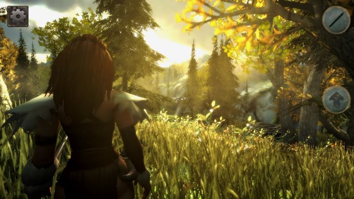 nimian-legends-iphone-7-game-skyrim Nimian Legends: BrightRidge HD está de graça no iOS pela 1ª vez