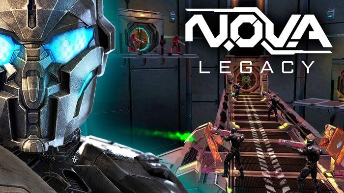 nova-legacy-lancamento-gameloft-android-google-play N.O.V.A Legacy: jogo da Gameloft já está disponível na Google Play