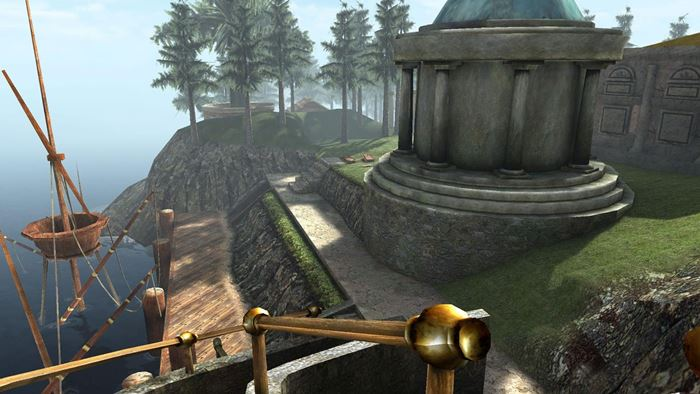 "realMyst-Android-adventure-game-1 realMyst: ""Pai"" de The Room e outros adventures chega ao Android"