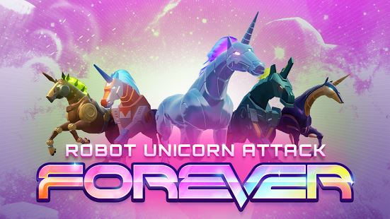 robot-unicorn-attack-3-android-ios-1 Robot Unicorn Attack 3 é lançado para celulares, game utiliza Unreal Engine 4