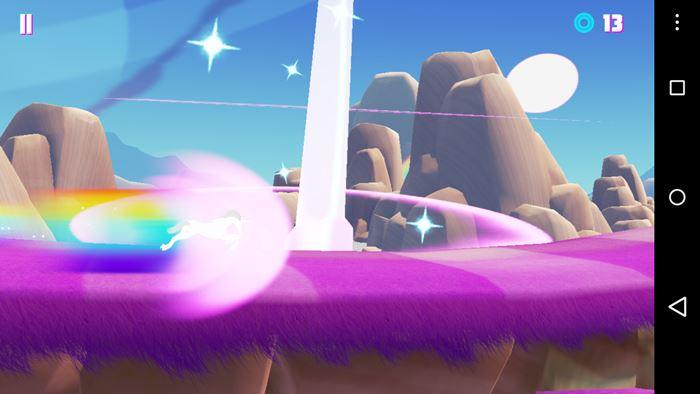 robot-unicorn-attack-3-android-ios-2 Robot Unicorn Attack 3 é lançado para celulares, game utiliza Unreal Engine 4