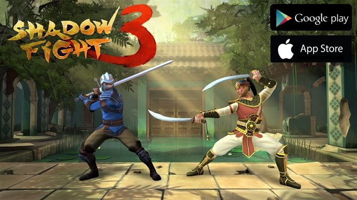 shadow-fight-3-gameplay-android-ios-w10 Hackers usam Shadow Fight 3 como vírus na Google Play