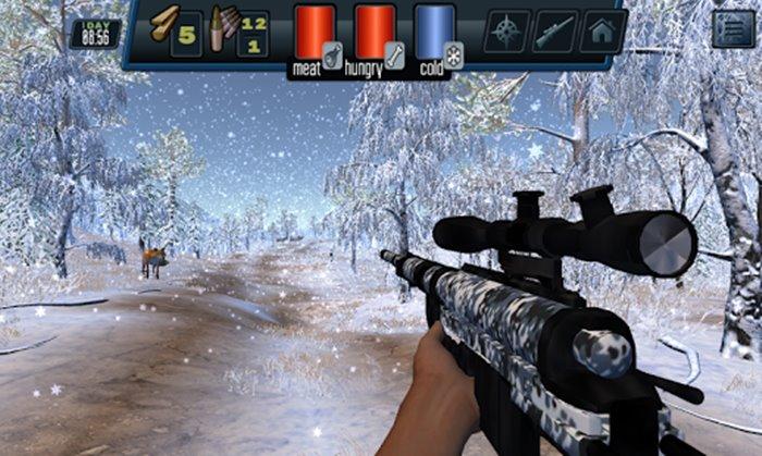 siberian-survive-android 25 Melhores Jogos de Sobrevivência OFFLINE para Android e iOS