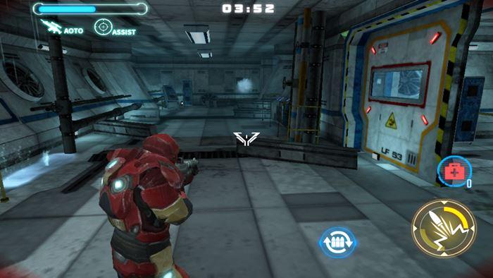 space-armor-2-android-1 3D Overwatch Hero 2: Jogo Offline que NÃO parece Overwatch
