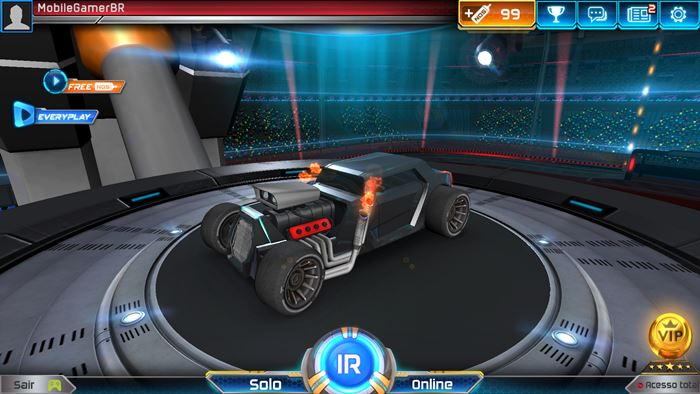 turbo-league-2 Turbo League: o Melhor Rocket League para Android e iPhone
