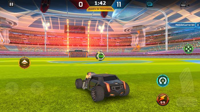 turbo-league-3 25 Melhores Jogos OFFLINE para Android 2017 (#5)