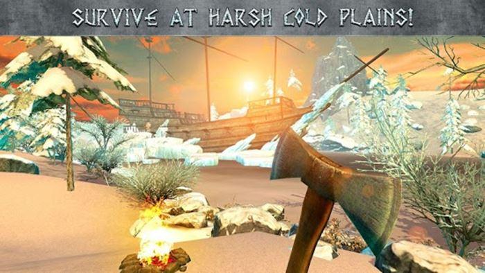 vikings-survival 25 Melhores Jogos de Sobrevivência OFFLINE para Android e iOS
