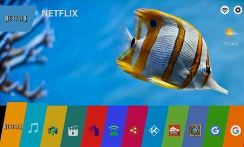 DOLAMEE-D9-TV-Box-Android-Amlogic-S912-Luancher Top Melhores TV Box com Android para Comprar em 2017