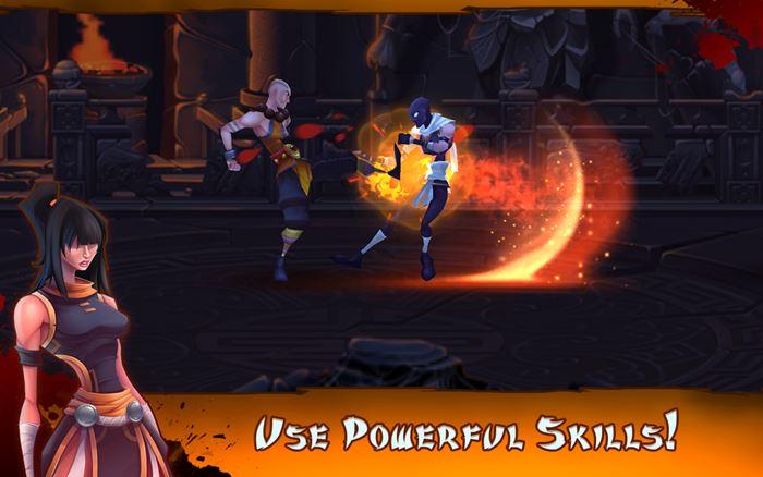 Fatal-Fight-2 25 Melhores Jogos de Luta OFFLINE para Android e iOS