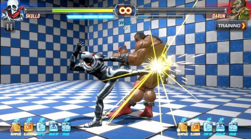 Fighting-ex-Layer-Alpha-android-iphone-1 25 Melhores Jogos de Luta OFFLINE para Android e iOS