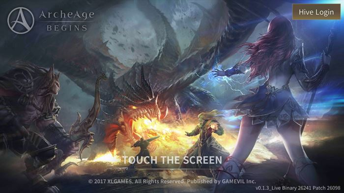 archeage-begins-android-ios-1 Gamevil começa soft launch de ArcheAge BEGINS no Android e iOS