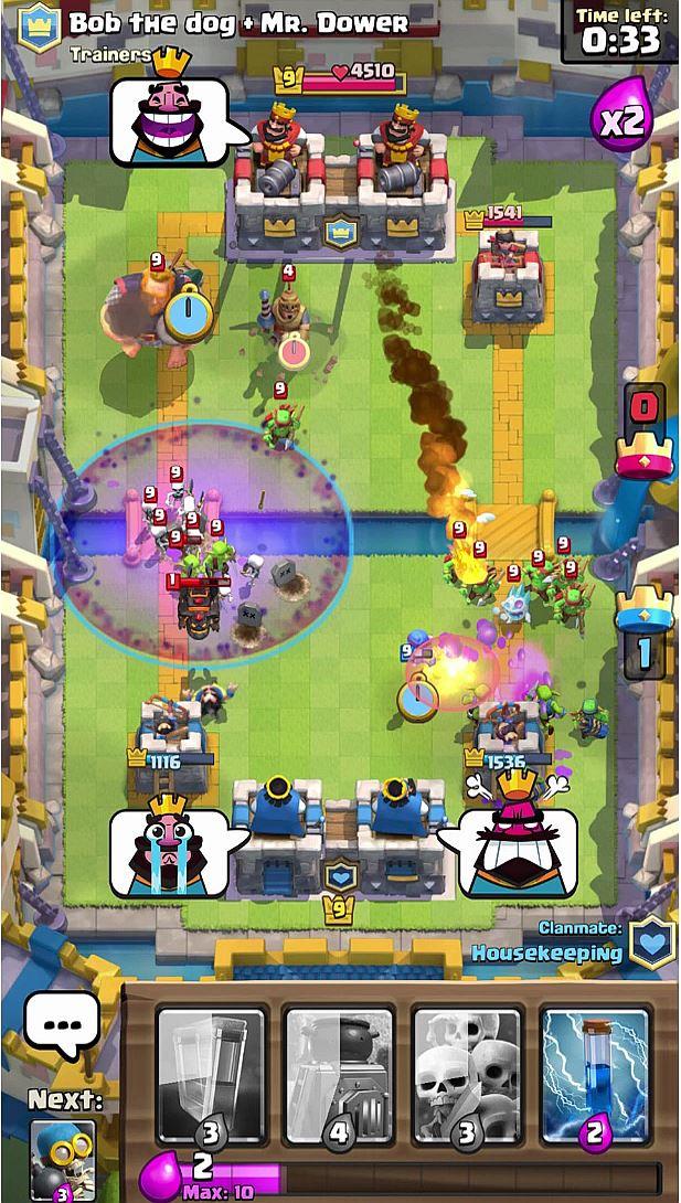 batalha-de-clans-2vs2-clash-royale-1 Clash Royale terá guerra de clãs com batalhas 2vs2! Confira!