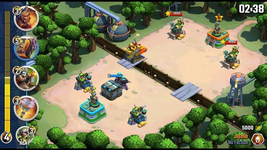 blitz-brigade-rival-tactic-gameloft Blitz Brigade Rival Tactics chega ao Android, iOS e Windows 10